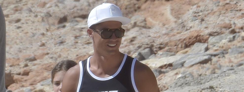 ¡Bombazo! La reunión de Cristiano Ronaldo en Ibiza con el presidente de un grande de Europa