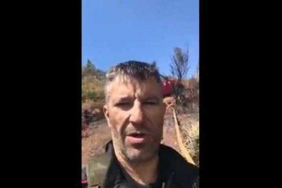 [VÍDEO] El discurso viral de un bombero español contra los ecolo-progres de salón