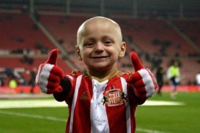 [VÍDEO] Fallece Bradley Lowery, el niño con cáncer que enamoró a la Premier League