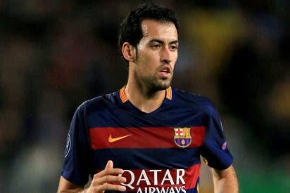 El zasca descomunal de Sergio Busquets a la directiva del Barça