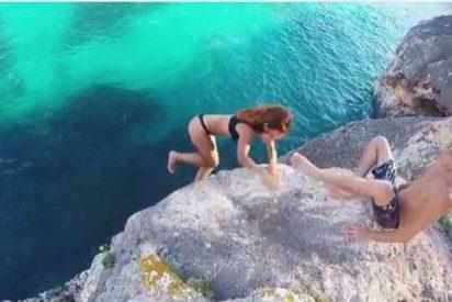 ¿Qué pasó con la chica que cayó por el acantilado?