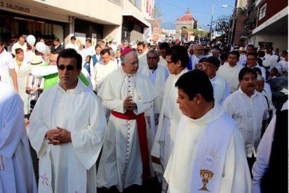 """Ramón Castro, obispo de Cuernavaca: """"Me siento perseguido"""""""