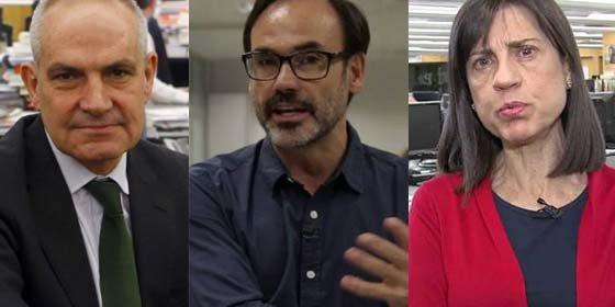 Impactante revolución en 'El País': Caño y Cebrián 'mueven la silla' a Fernando Garea y Anabel Díez