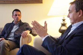 """Capriles confirma 'el fraude Zapatero': """"Desde que vino a Venezuela no ha resuelto nada"""""""