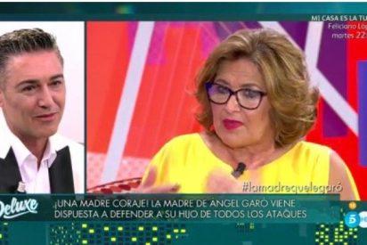 La esclarecedora opinión de la madre de Ángel Garó sobre Darío