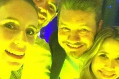 Estas son las fotos filtradas por los famosos en la boda de Antonela Roccuzzo y Lionel Messi