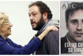 Carmena, ¿por qué no le dices a Zapata que se marque un chistecito sobre Miguel Ángel Blanco?