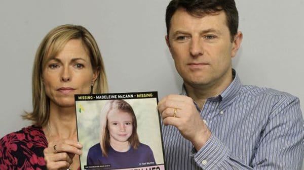 La policía británica trabaja a contrarreloj para encontrar a Madeleine McCann