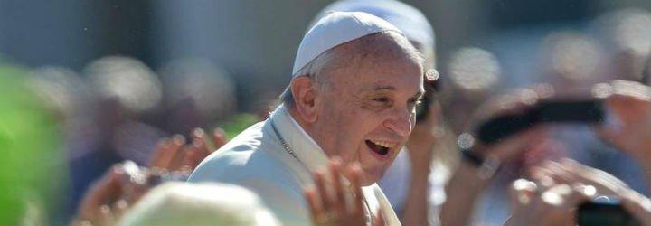 """Francisco: """"La catequesis no es un trabajo, se es catequista toda la vida"""""""