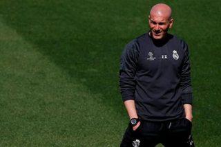 Ceballos empuja a un intocable de Zidane a la puerta de salida aparte de James (y no es Kovacic)