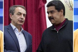 """'Chani' revienta contra los que colocan a Zapatero de estrella en Venezuela: """"¡No es ningún héroe de la sublevación!"""""""