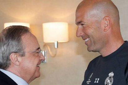 Choque Florentino-Zidane: El Real Madrid rechaza al crack por el que suspiraba el francés
