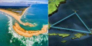 Los terroríficos peligros de la misteriosa isla aparecida en el Triángulo de las Bermudas