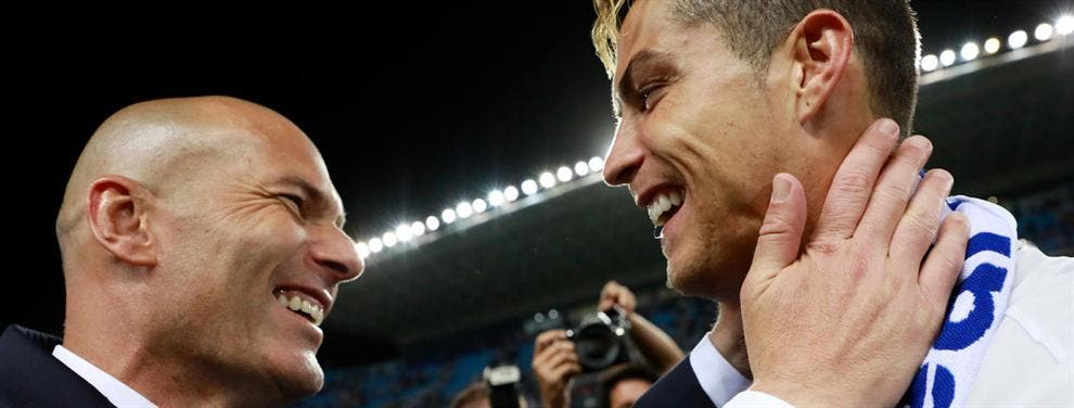 Cristiano Ronaldo manda un primer recadito urgente a Mbappé (y a Zidane)