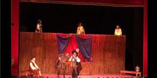 Cyrano de Bergerac llegó a Almagro