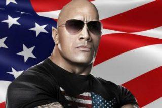 'La Roca' Dwayne Johnson for president