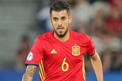 El vestuario del Real Madrid le manda un mensaje 'bomba' a Dani Ceballos (y no es lo que esperas)