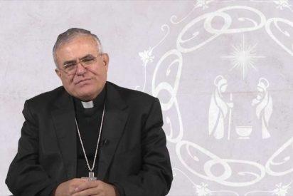 """El obispo de Córdoba pide a Santiago """"por la unidad de España"""""""