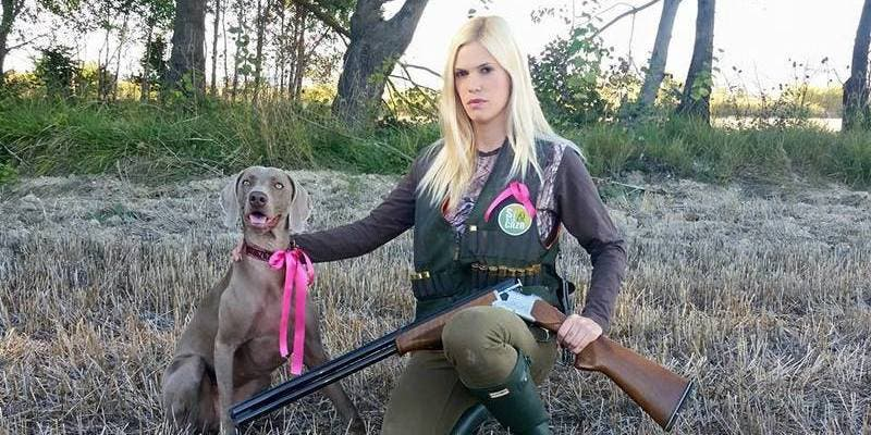 Aparece muerta Mel Capitán, la bloguera cazadora