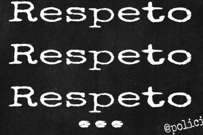 ¡Viva la Policía Nacional!... y su tuit pidiendo respeto para Andreita Janeiro
