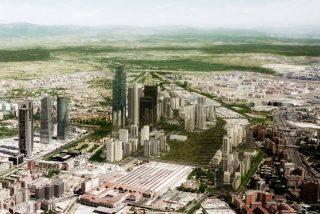El alcalde Martínez-Almeida pone en marcha la Operación Chamartín, el mayor plan urbanístico de España