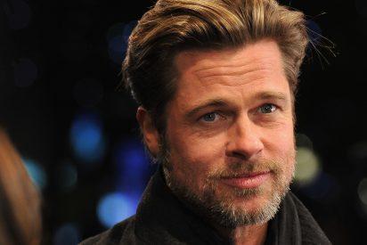 Las sorprendentes fotos del recuperado Brad Pitt en plan 'sex symbol'