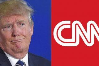 Donald Trump da una paliza a la CNN... en Twitter