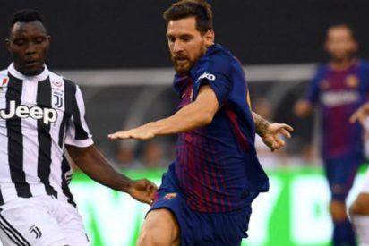 El Barça está tras los pasos de este crack para acompañar a Messi en el ataque