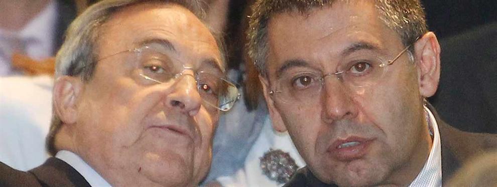 El Barça mete en un problema gordo (ahora sí) al Real Madrid y a Florentino Pérez... que toma nota