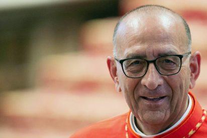 """Omella defiende """"la humildad y sencillez"""" de su servicio como consejero del Papa"""
