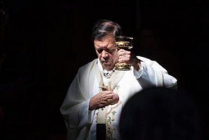 El cardenal Rivera, investigado por encubrimiento