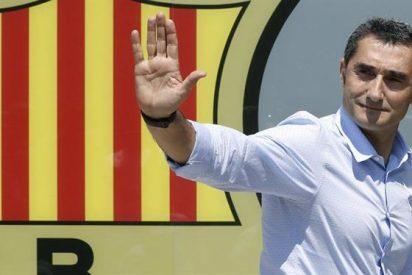 El descarte de Ernesto Valverde que incendia el vestuario del Barça