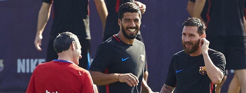 El futbolista que frena su fichaje por el Madrid porque quiere esperar al Barça para jugar con Messi