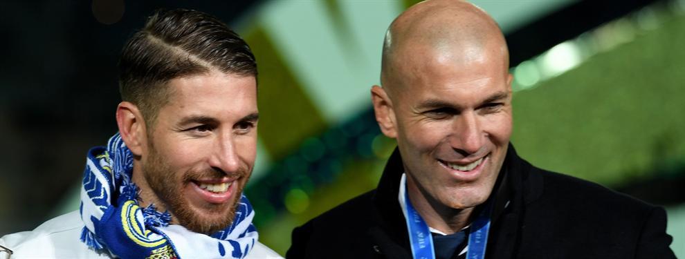 El jugador que llama a Zidane y revoluciona el mercado con un ?quiero jugar en el Real Madrid?