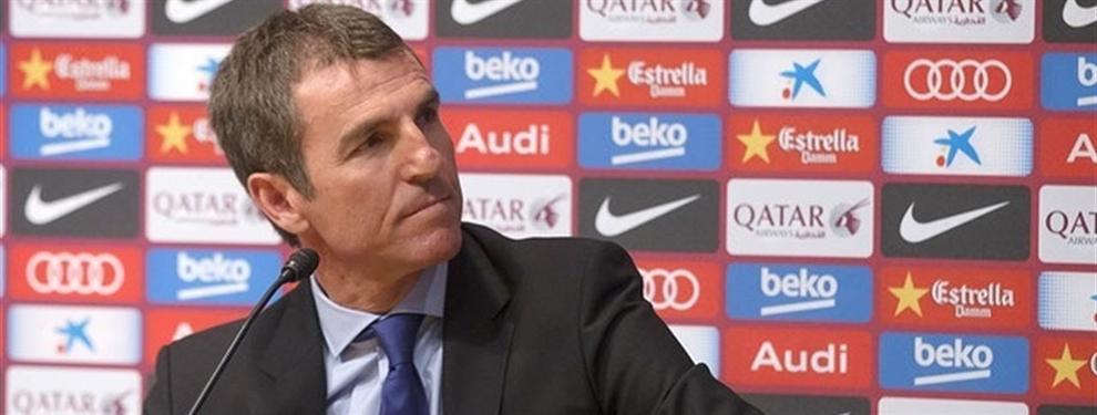El jugador que se arrepiente de haberle dicho que no al Barça