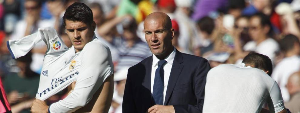 El Milan se ríe del Real Madrid: el lío que tiene montado Morata