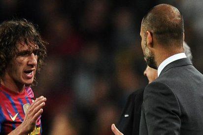 El otro crack de la cantera del Barça que Puyol quiere regalarle al Manchester City de Guardiola
