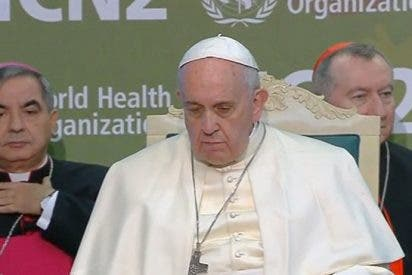 """El Papa insta a la FAO a """"promover una erradicación real del hambre y de la malnutrición"""""""