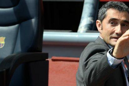 El plan de Ernesto Valverde para cargarse a un jugador del Barça