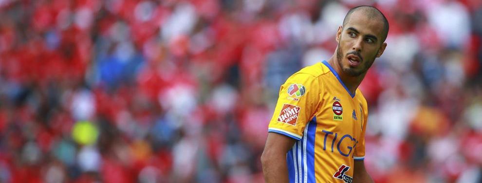 El plan de Sevilla para robarle a Guido Pizarro a Boca y a Tigres