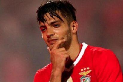 El presidente del Benfica estaría en Inglaterra para vender a Raúl Jiménez