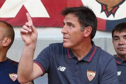 El primer 'recadito' de Berizzo a la directiva del Sevilla (y a un crack) hace saltar las alarmas