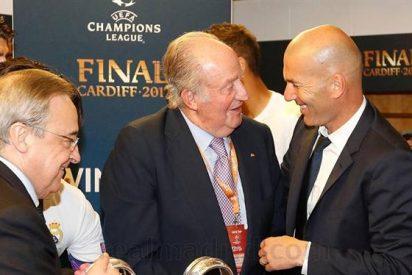El vestuario del Madrid le mete un 'golazo' a Florentino Pérez: la salida que (casi) todos deseaban