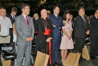 El cardenal Osoro participa en el 500 aniversario de la Reforma