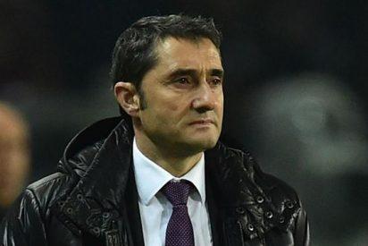 Ernesto Valverde alza la voz: primer enfado del técnico (con amenaza incluida)