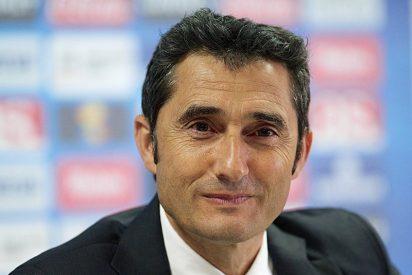 """""""No me voy"""": el jugador del Barça que se pone chulo y le causa un problema a Valverde"""