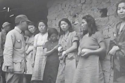 El sobrecogedor vídeo de las esclavas sexuales coreanas durante la II Guerra Mundial