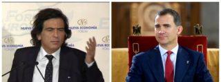 """Arcadi Espada 'destrona' a Felipe VI: """"Lo que hizo con su padre es una mezquindad institucional"""""""