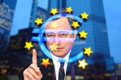 La subida de tipos de Mario Draghi impulsa a la banca en bolsa