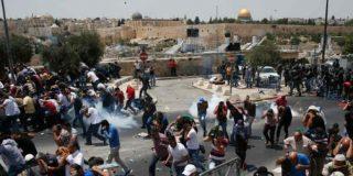"""La Liga Árabe advierte a Israel de """"jugar con fuego"""" en la Explanada de las Mezquitas"""